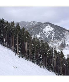 Travel and Leisure Magazine, Best Beautiful Winter Scenes: Beaver Creek, Colorado