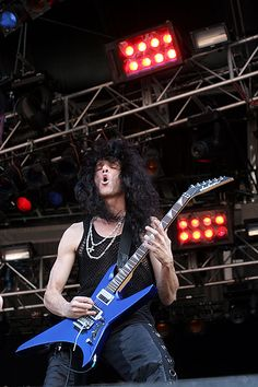 Trey Azagthoth - pioneer of the death metal sound.