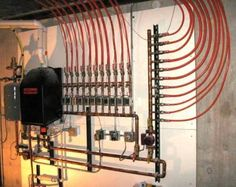 How much does radiant floor heating cost heating for How much to install a garage heater