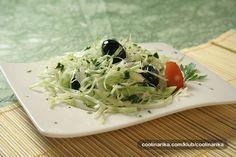 Kupus s preljevom od limuna i crnim maslinama - Coolinarika