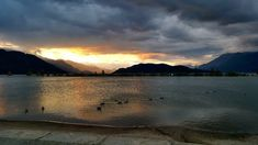Hot Springs, Celestial, Sunset, Mountains, Nature, Travel, Outdoor, Voyage, Outdoors