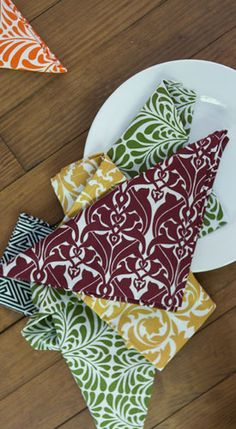 Dinner Napkins for Everyday! | Hen House Linens #napkins