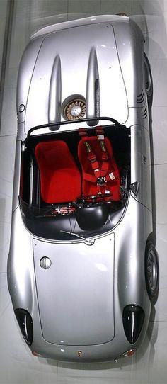 Porsche Inspiration : Porsche 718 W-RS Spyder 1962 Porsche 356, Porsche Cars, Vintage Porsche, Vintage Cars, Classic Sports Cars, Classic Cars, Automobile, Porsche Sports Car, Sexy Cars