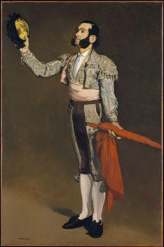 Edouard Manet Poster - A Matador (Le Matador Saluant)