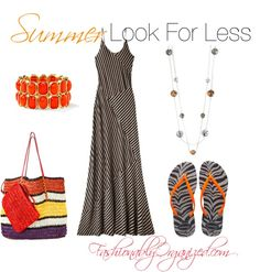 Summer Look For Less