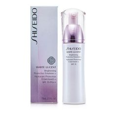 Shiseido/White Lucent Brightening Protective Emulsion W 2.5 Oz * Click image to review more details.