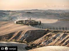 #Repost @sonjai with @repostapp #bestofshootcamp  Toskana-Workshop mit Walter Luttenberger #toskana  #tuscany #cretesenesi #italien #italy #walterluttenbergerfotografie #shootcamp #bestofshootcamp #landscapephotography #landscape #landschaft #landschaftsfotografie #abendstimmung #sunset #olympus #olympusomdem5markii