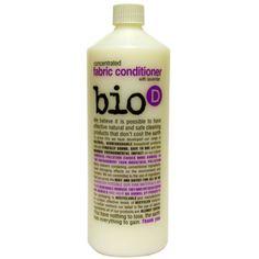 Bio-D Οικολογικό Βιοδιασπώμενο Μαλακτικό Ρούχων με Λεβάντα 1LT - Sunnyside Safe Cleaning Products, Vodka Bottle, Lavender, Personal Care, Fabric, Tejido, Self Care, Tela, Tejidos