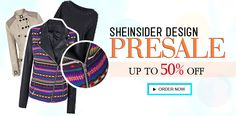 Discount Dresses Infomation of Sheinside