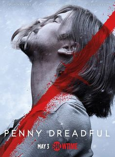 Josh Hartnett poses for Penny Dreadful poster ahead of new season