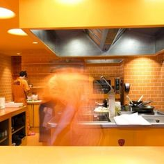 Baños restaurante NOBOOK, Barcelona - Tono Bagno