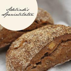 Adelindes Würziges Kartoffelbrot - Zutaten für 2 Brote: Banana Bread, Desserts, Food Porn, Life, Sandwich Loaf, Bread Baking, Cooking, Chef Recipes, Food Food