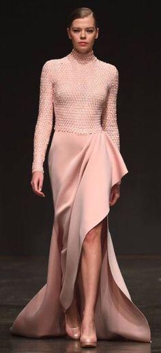 Ezra Santos Couture at FFWD 2015