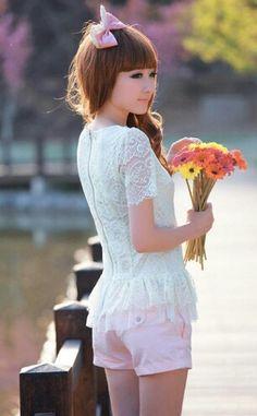 Shorts Gyaru :)