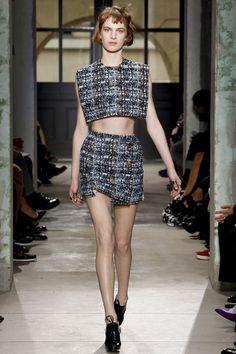 Balenciaga Spring 2013 Ready-to-Wear Collection