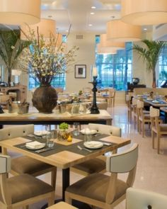 Just off the lobby, the airy restaurant, BLT Steak is an ever-popular city hotspot. #Jetsetter  http://www.jetsetter.com/hotels/florida/miami-beach/1009/the-betsy-south-beach?nm=linkbin=11