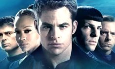 STAR TREK BEYOND IMAX Release Set