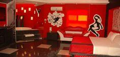 Wee Hotel - Motel con habitaciones tematicas en Leon, Guanajuato