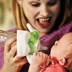 Bunchees Baby Bottle Bibs | OneStepAhead.com