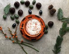 Varm sjokolade med chiliolje Wood Watch, Dessert, Wooden Clock, Desserts, Deserts