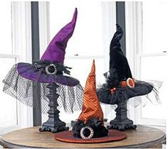 witch hat ideas