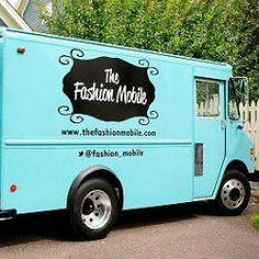 The Fashion Mobile! Minnesota's first fashion truck.