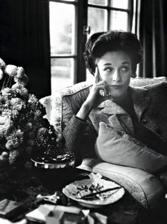 MILES REDD   Mark D. Sikes: Chic People, Glamorous Places, Stylish Things - MDS-  If you could decorate anyone's house- who's would it be and why? MR-  I would have loved to have done up something for Babe Paley – an island retreat. - Babe Paley- so chic!