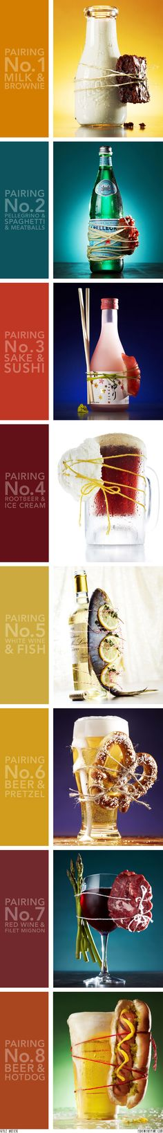 Food Pairing by Kyle Dreier (Photographer) [services for advertising photography Nashillve Kyle Dreier food stylist food Editorial corporate clientele commercial]