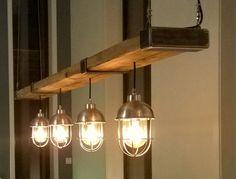Kitchen lamp DIY