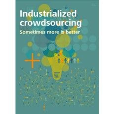 Industrialized Crowdsourcing | Deloitte US |Consulting
