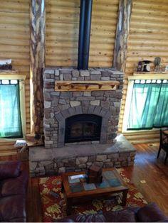 Brad Kirk, Pine Creek Cabin
