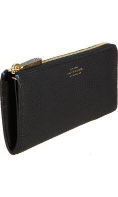 smythson | eliot zip around wallet