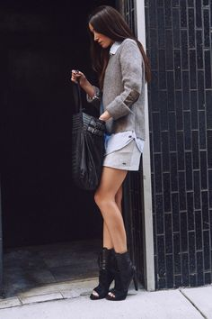 .How to wear Booties <3