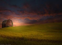 Fotografía Country Sunset por Meagan V. Blazier en 500px