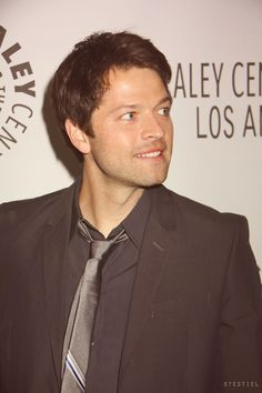 The ever perfect Misha Collins