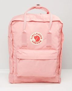 Fjallraven – Kanken – Klassischer Rucksack in Pastellrosa 95€