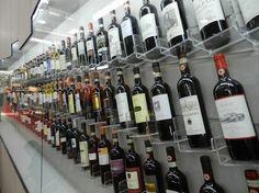 Love wine shops!