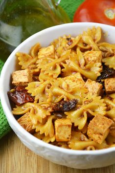 Tofu, Banoffee Pie, Vegetarian Recipes, Healthy Recipes, Salads, Curry, Food And Drink, Tasty, Ethnic Recipes