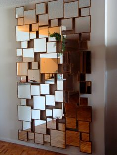 Large mirror installation from ILevel