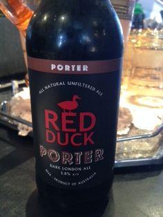 red duck porter dark london ale - Google Search