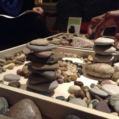 """Exploring Balance at the Hawkins Exhibit - Technology Rich Inquiry Based Research ("""",)"""