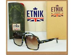 Etnik London…the new brand in town London Eye, Eyeglasses, Lenses, Eyewear, Ray Bans, Brand New, Style, Swag, Stylus