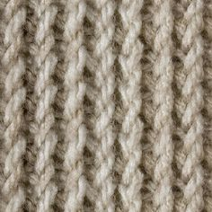 My Tunisian Crochet: Basic Stitches
