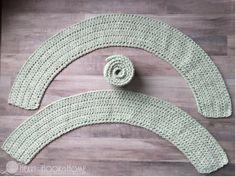 An Egg-cellent Apron: Free Egg Gathering Apron Crochet Pattern