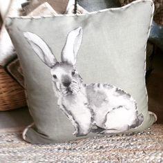 Happy Easter #hare #bespoke #stripeinteriors