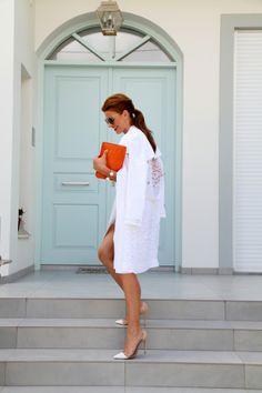 Two For Tango   ramonfilip-blog Ramona Filip, Tango, White Dress, Chic, Sexy, Blog, Shirts, Dresses, Women