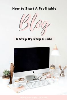 If you're not sure how to start a profitable blog or how to chose a reputable web host, you need to read this step-by-step easy tutorial! I will walk you through what you need to know to start a self-hosted blog with WordPress and Bluehost! | How to Start a profitable Blog for Beginner quick and easy | Start a WordPress blog or site with no mistakes with Bluehost | Beginner guide to starting a blog | www.hedonistit.com