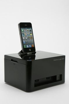 Photo Cube Portable Printer | definitely need this!