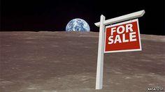 Exploiting the Moon: Lunar lunacy | The Economist