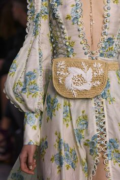 Zimmermann at New York Fashion Week Spring 2018 - These Details From the New York Runway Are Too Pretty for Words - Photos